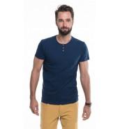 Koszulka męska Button