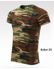 Koszulka Camouflage moro