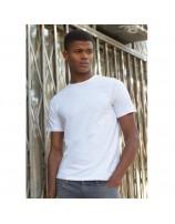 Koszulka męska biała 195g